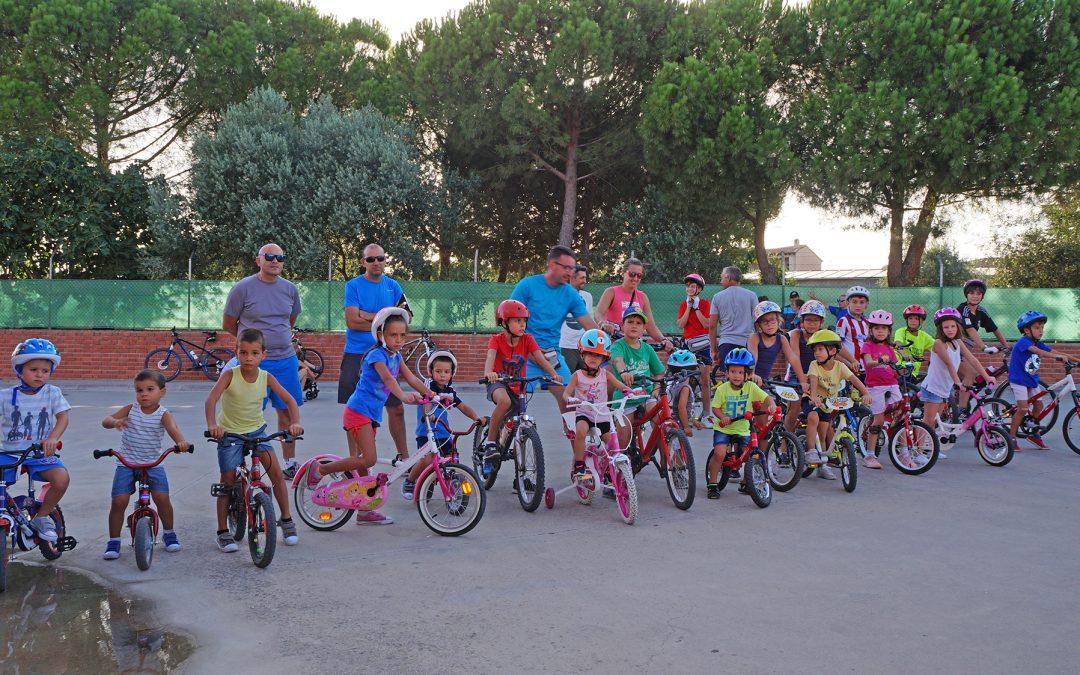 Día de la Bicicleta en Nombela 2017